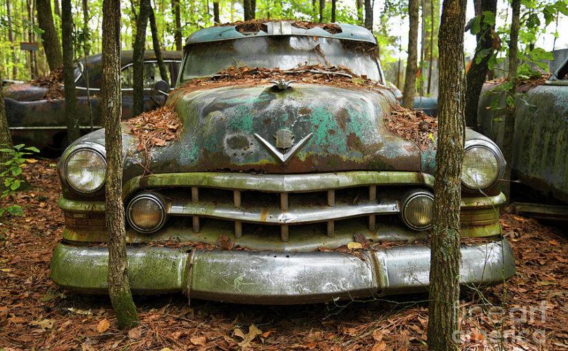 Przychodzi taki czas kiedy musimy pożegnać się ze swoim autem.